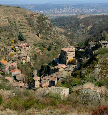 Village médiéval de Malleval
