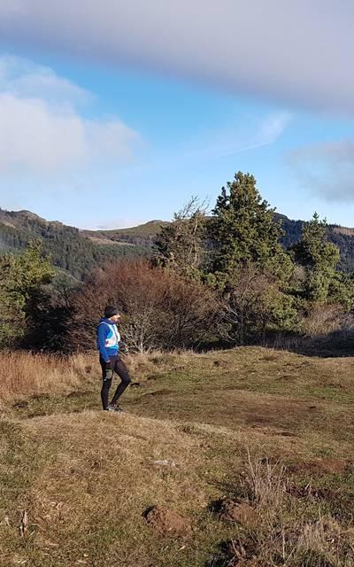 Experience trail pilat course à pied