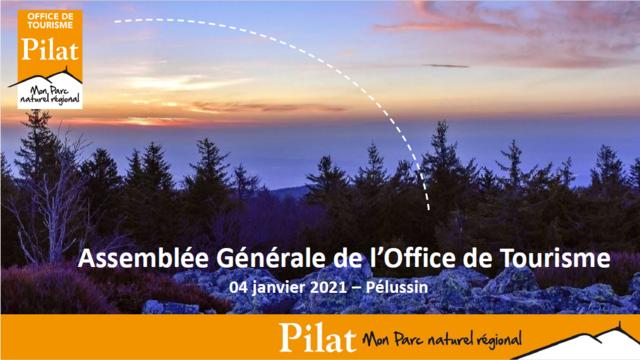 Assemblée générale - Janvier 2021