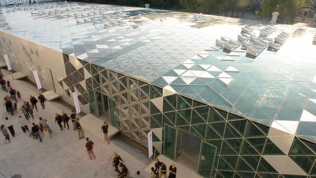 Cité du design, Saint-Etienne, Loire.