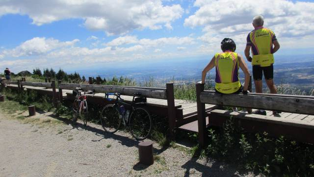 vélo Pilat