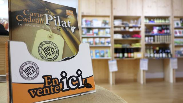 Chèques cadeaux du Pilat