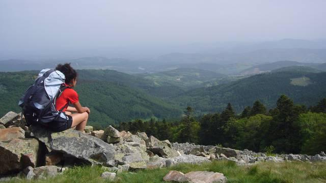 Séjours randonnées pilat