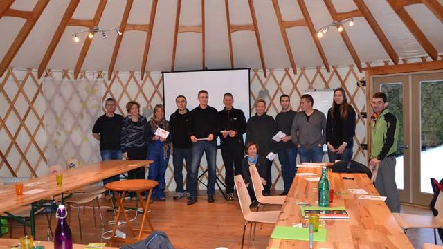 Séminaire, team building parc pilat
