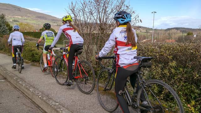 cyclisme, Parc du Pilat agenda velo cyclo vtt
