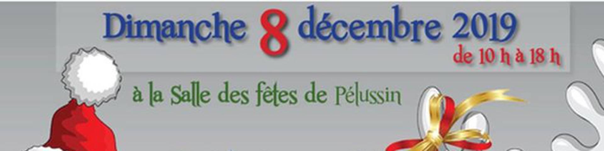 Marché de Noël_Pélussin