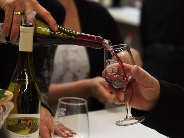 marche aux vins chavanay événements incontournables pilat decembre