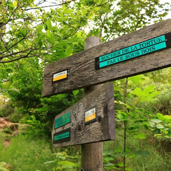 sentiers découverte parc du pilat