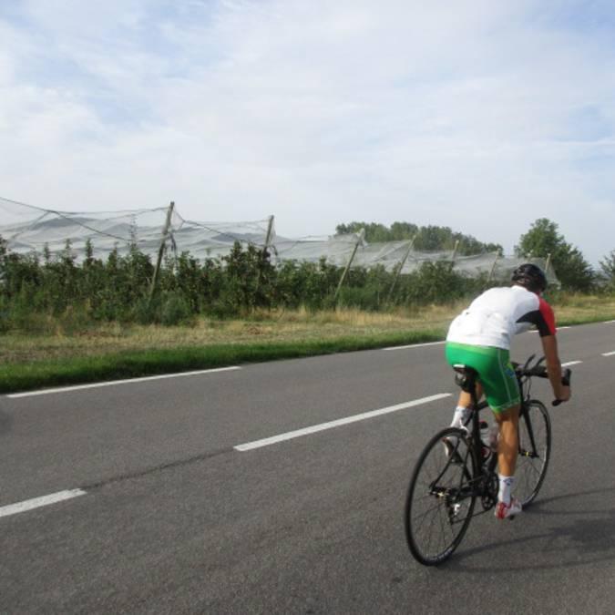 Vélo de route, Pilat Rhodanien