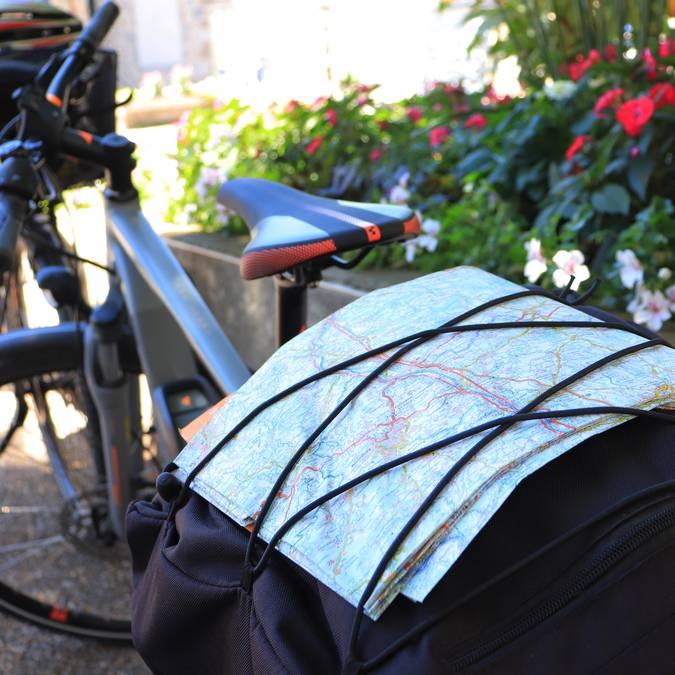 séjour vélo dans le Pilat