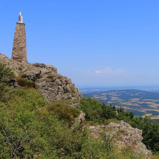 Sommet du Mont Monnet