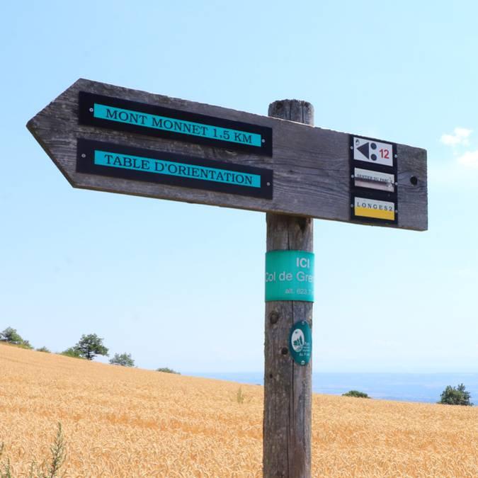 Randonnée Col de Grenouze